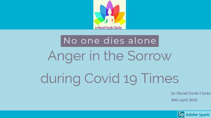 No one dies alone